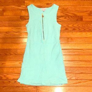 Lilly Pulitzer Blue Dress